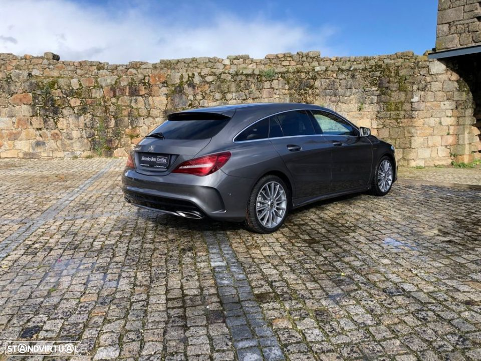 Mercedes-Benz CLA 200 d DCT Shooting Brake - 5