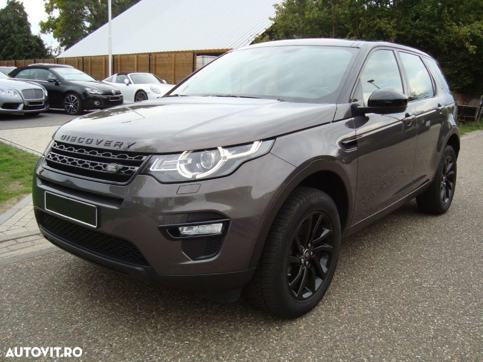 Land Rover Discovery Sport - 14