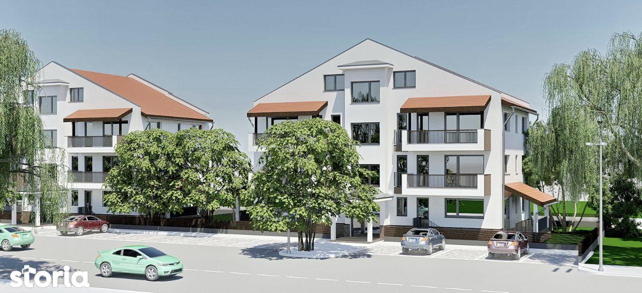 Apartament de vanzare, Brașov (judet), Sânpetru - Foto 1013