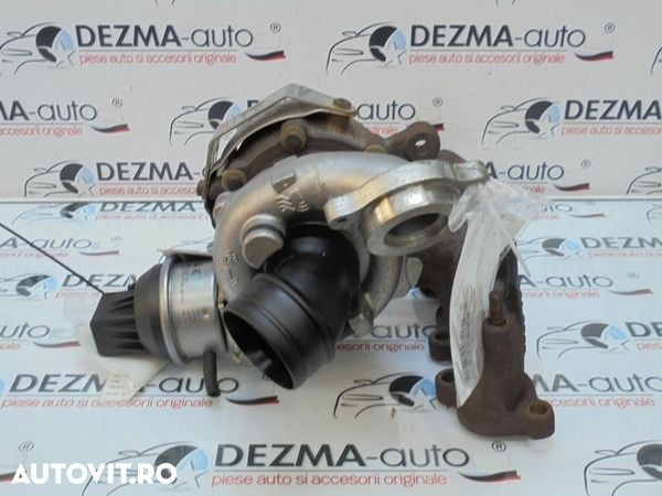 Turbosuflanta , Vw Golf 6 (5K1) 2.0tdi, CBA (id:235023) - 1