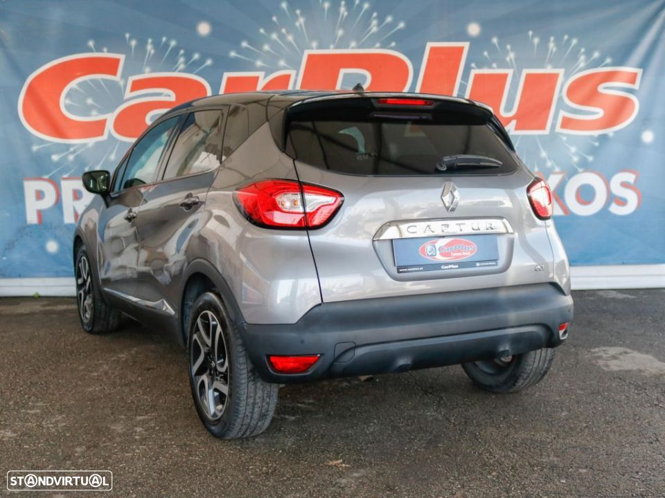 Renault Captur 1.5 dCi 90cv Exclusive - 5