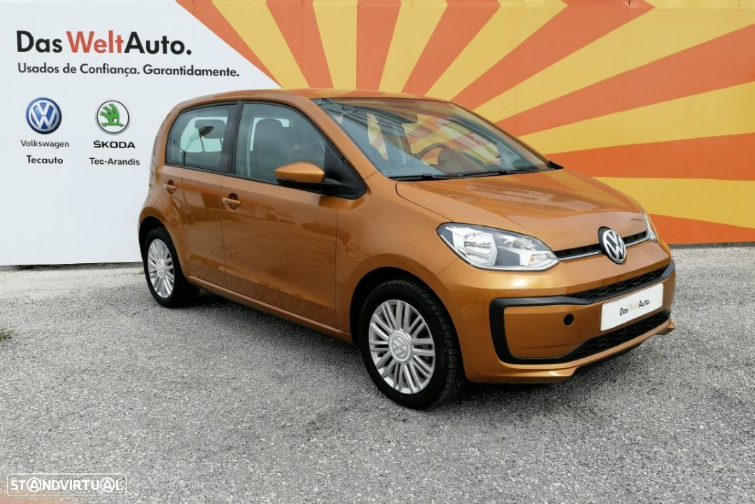 VW Up 1.0  Move UP Automatico - 2