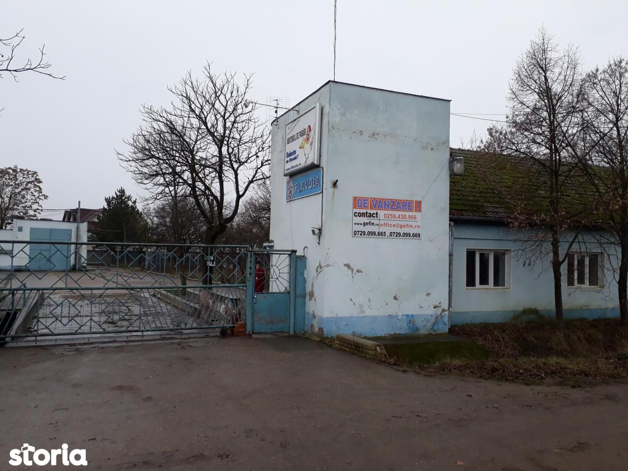 Depozit / Hala de vanzare, Bihor (judet), Strada Lajos Batthyany - Foto 5