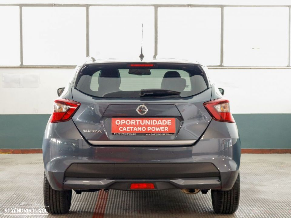 Nissan Micra 1.5dCi 66 kW (90 CV) S&S N-Connecta P.360+P.V.LED - 17