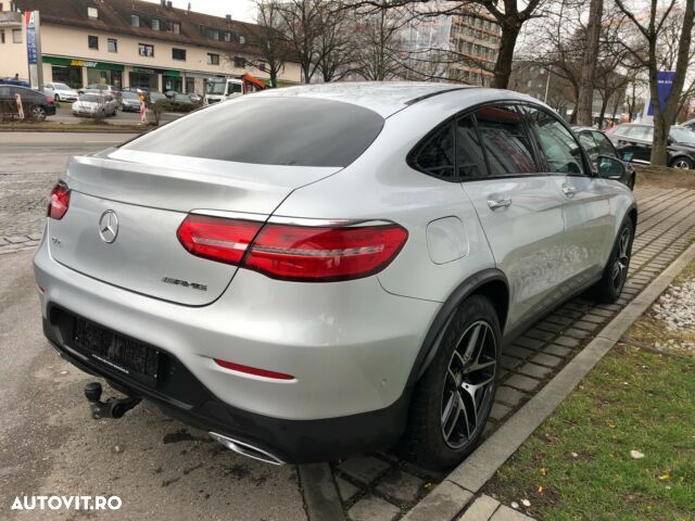 Mercedes-Benz GLC Coupe - 4