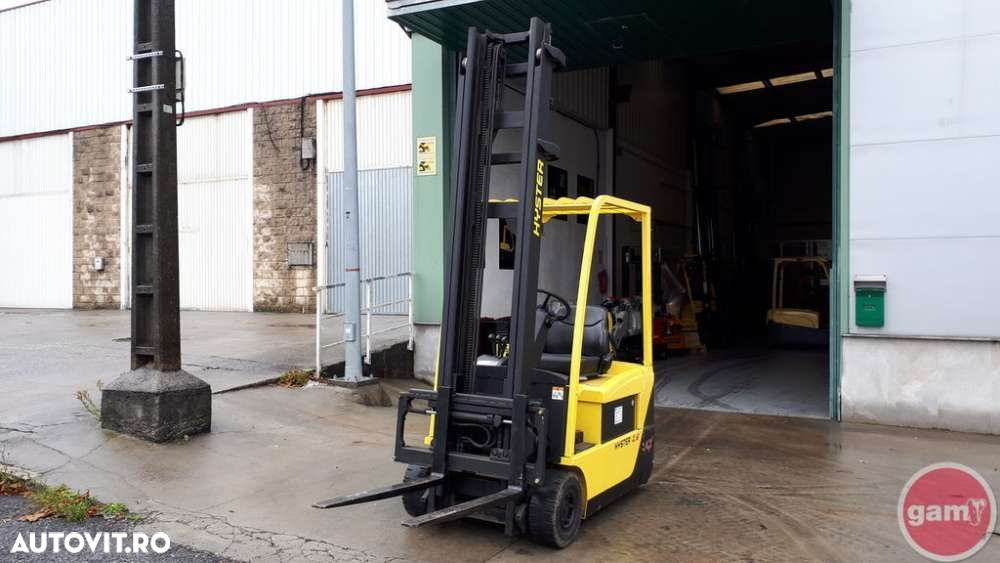 Hyster J1.60XMT - 2