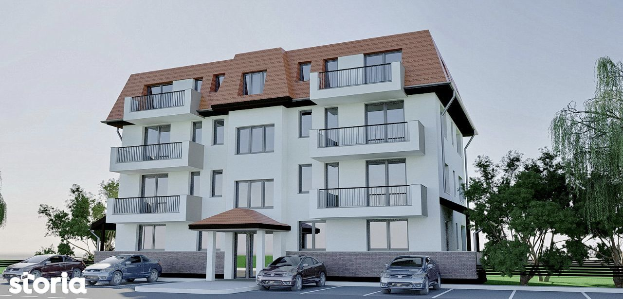 Apartament de vanzare, Brașov (judet), Sânpetru - Foto 1020