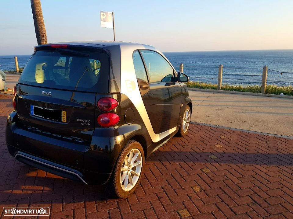 Smart ForTwo Electrico - 1