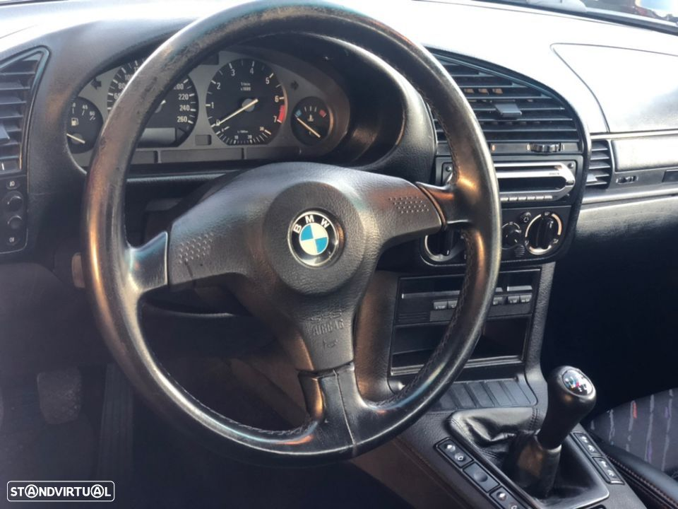 BMW 318 IS KIT M LIMITED EDITION ( desconto de 950€ ) - 26