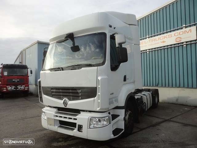 Renault PREMIUM 450DXI (ZF16 MANUAL GEARBOX / AIRCONDITIONING) - 1