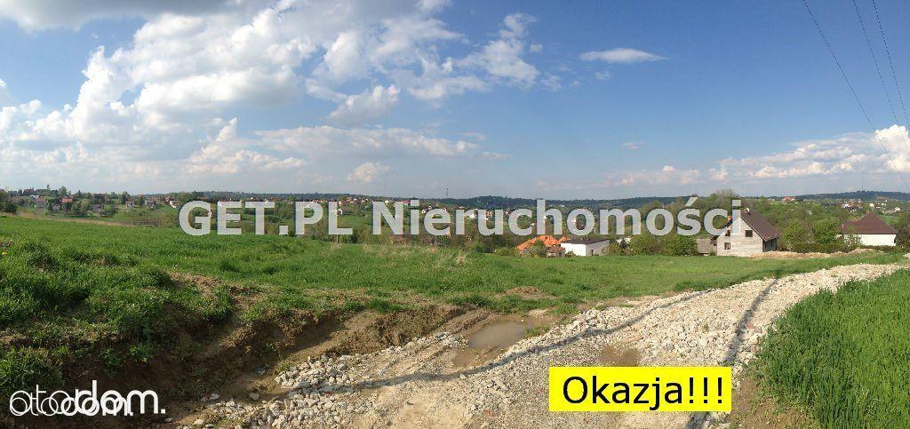 Działka na sprzedaż, Koźmice Wielkie, wielicki, małopolskie - Foto 1