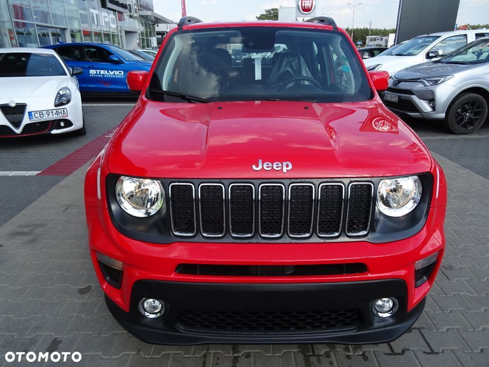 Jeep Renegade Longitude MY19 GSE T4 150KM DDCT - 5