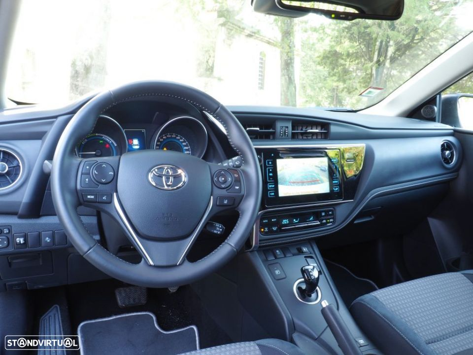 Toyota Auris HB 1.8 Hybrid SQUARE Collection - 10