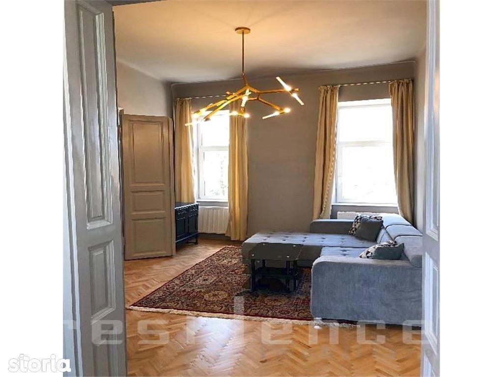 Apartament de inchiriat, Cluj (judet), Strada Decebal - Foto 4