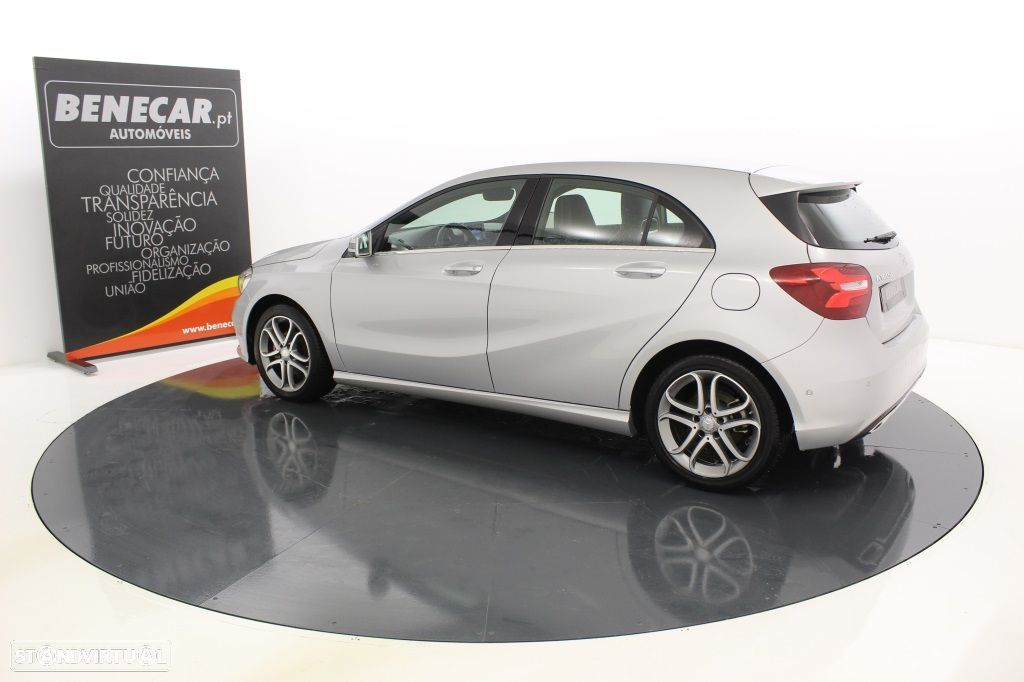 Mercedes-Benz A 180 CDi Urban - 4