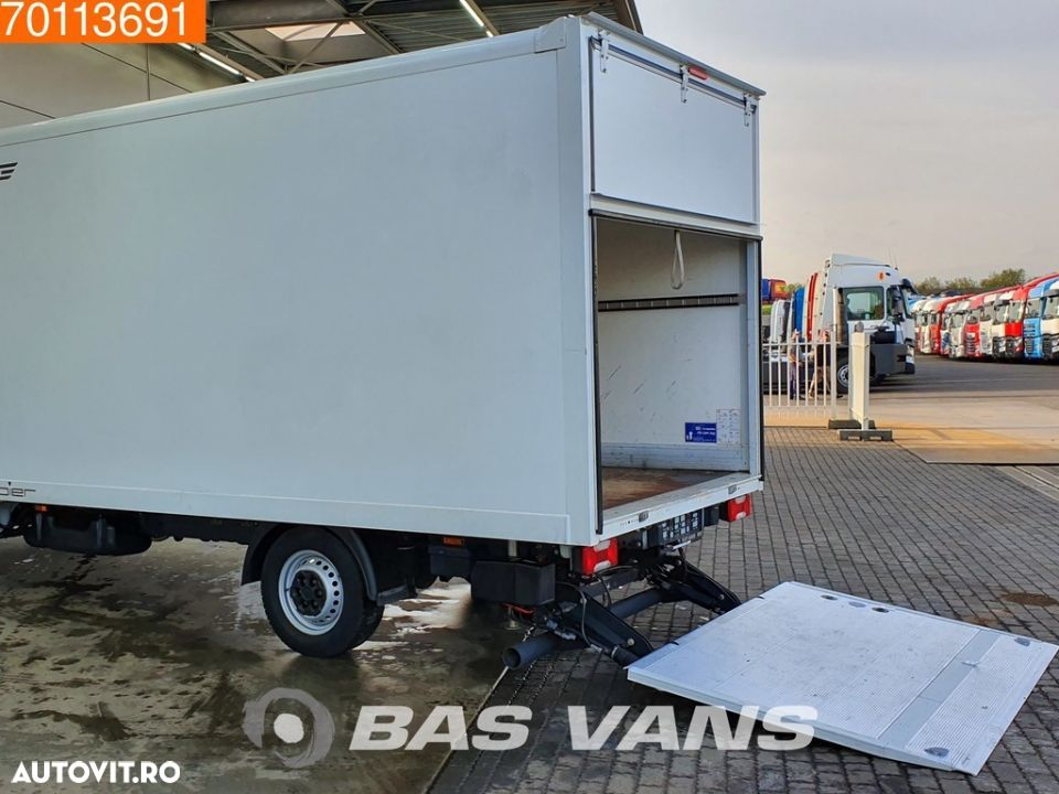 Iveco Daily 35S13 2.3 HPI Bakwagen Automaat Laadklep 18m3 Airco Cruise - 6