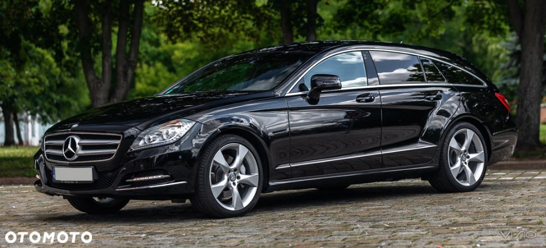 Mercedes-Benz CLS 350cdi Shooting Brake 265Ps Alu20 Amg Skora Full - 4