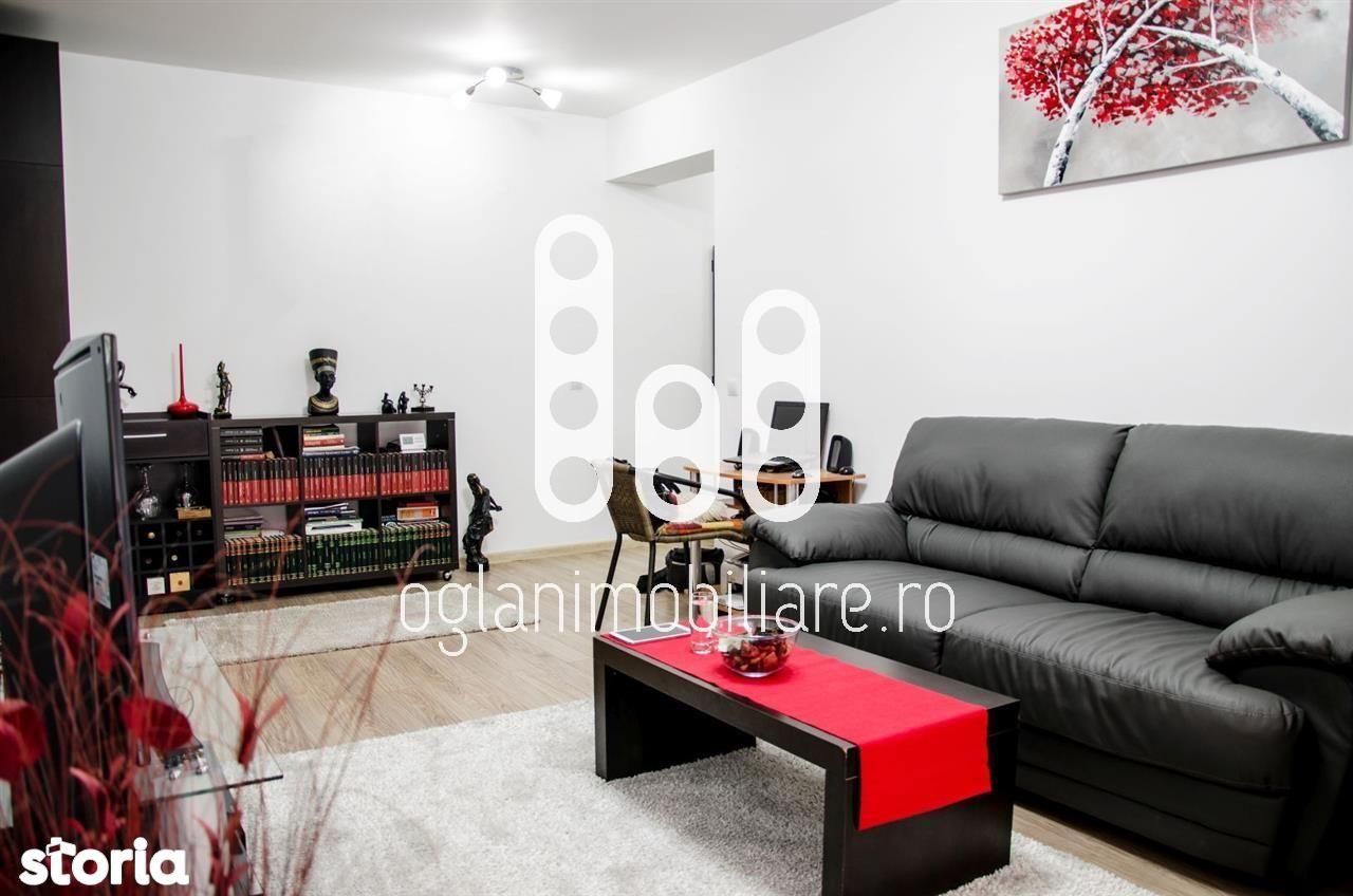 Apartament de vanzare, Sibiu (judet), Piața Cluj - Foto 1