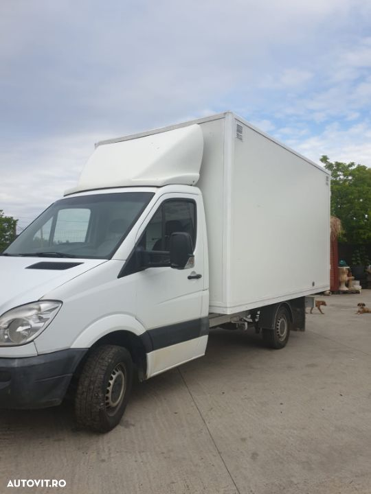 Mercedes-Benz Sprinter 311 CDI - 9