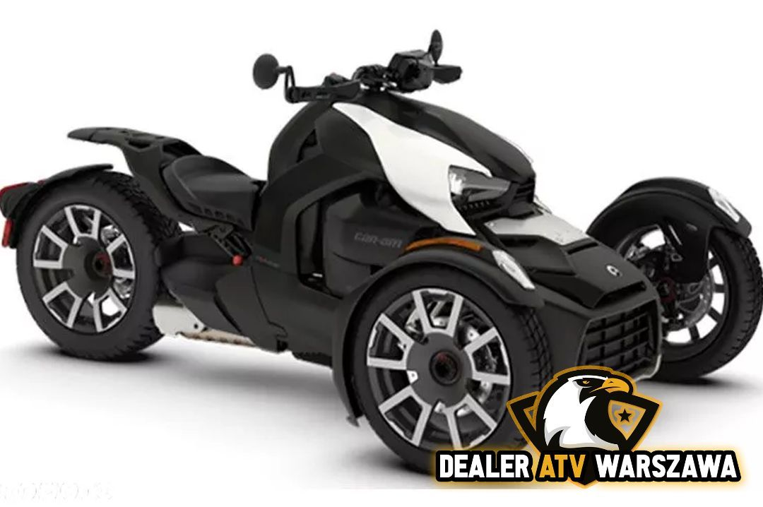 Can-Am Ryker 2019 NEW Rally Edition 900 Kategoria B. DealerATV Warszawa\FV23% - 5