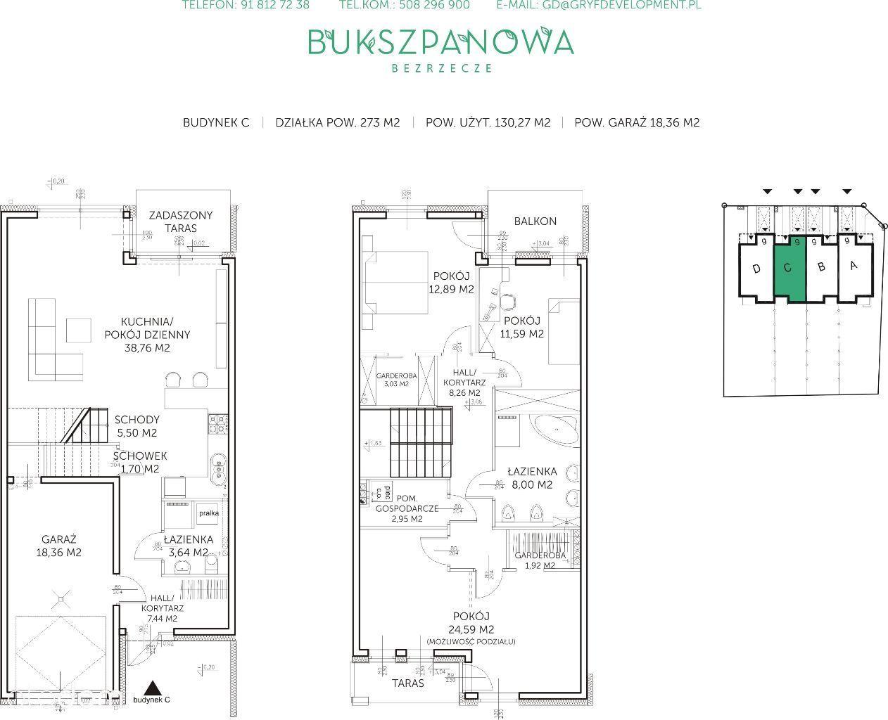 Dom na sprzedaż, Szczecin, Bezrzecze - Foto 3