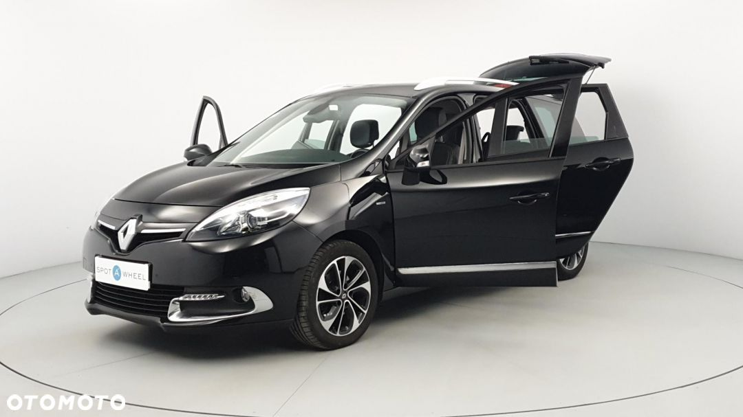 Renault Grand Scenic 1.5 dCi Automat FV23%, system Bose, tempomat - 11