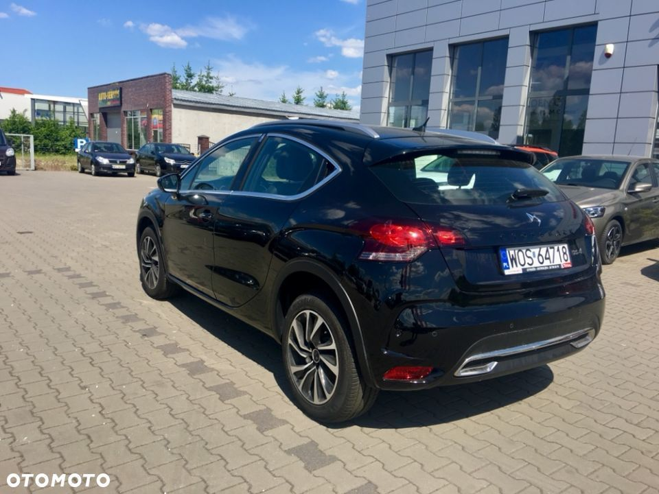 DS Automobiles DS 4 Crossback Auto Demo 1.6 Benzyna EAT6 AUTOMAT - 2
