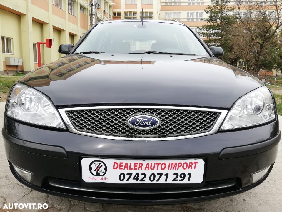 Ford Mondeo Mk3 - 24
