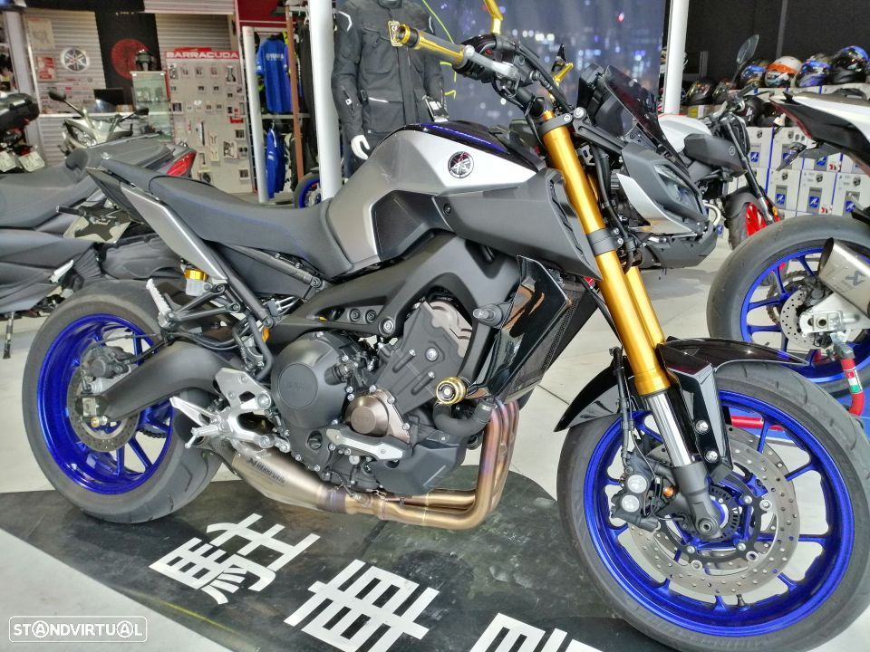 Yamaha MT-09 MT-09 SP - 8