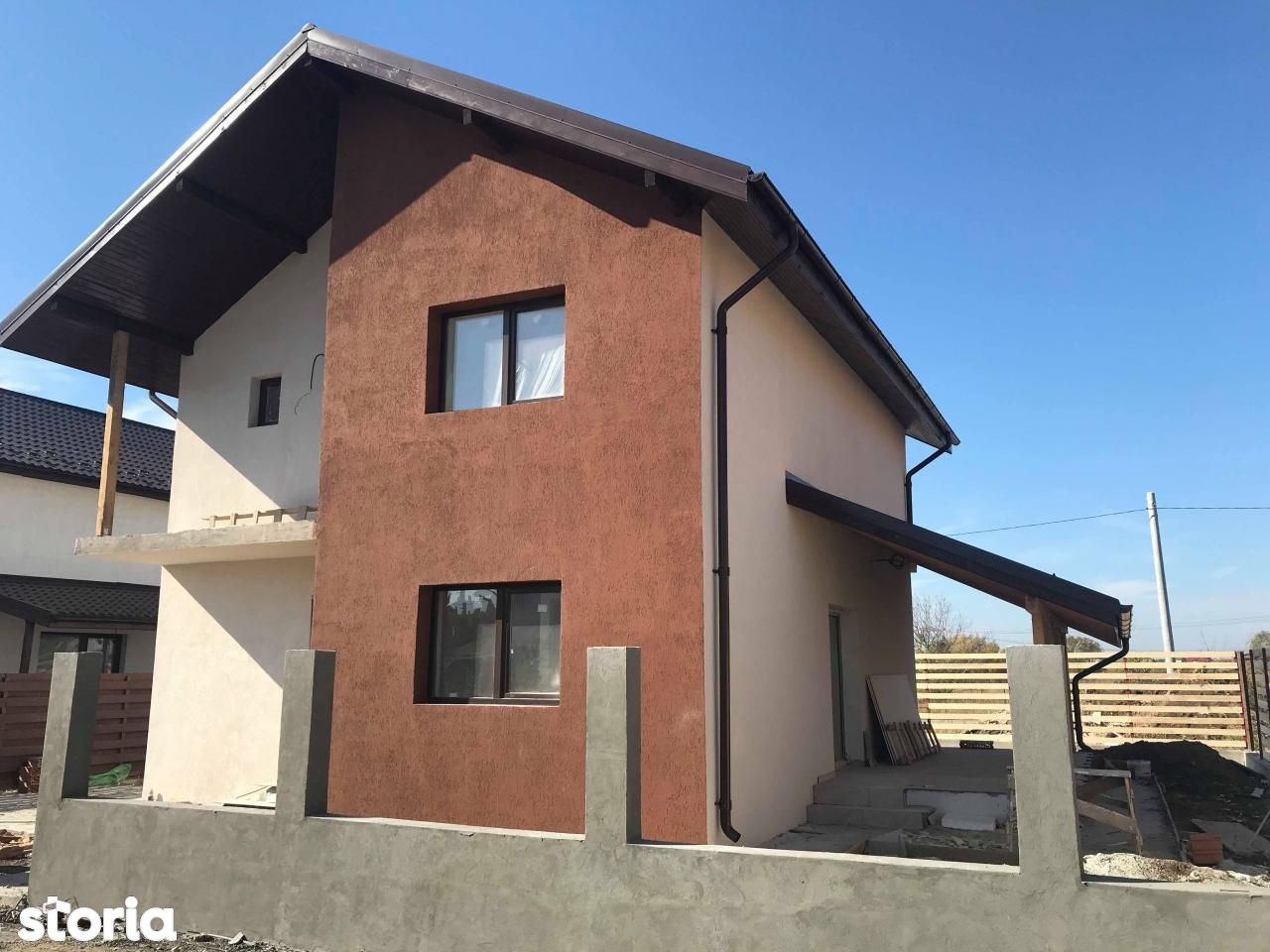 Casa de vanzare, Ilfov (judet), Strada Mierlei - Foto 2