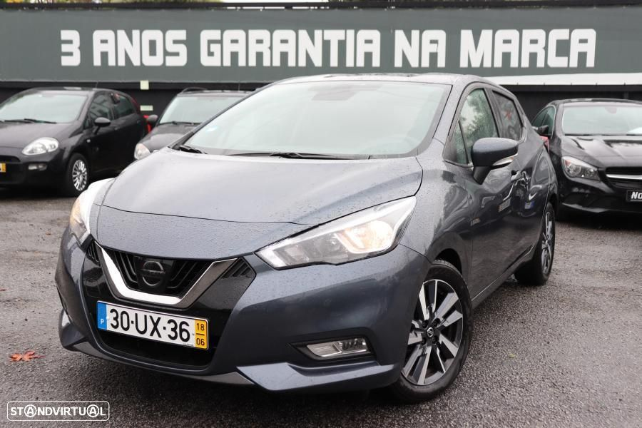 Nissan Micra 1.5 DCI Connect GPS - 1