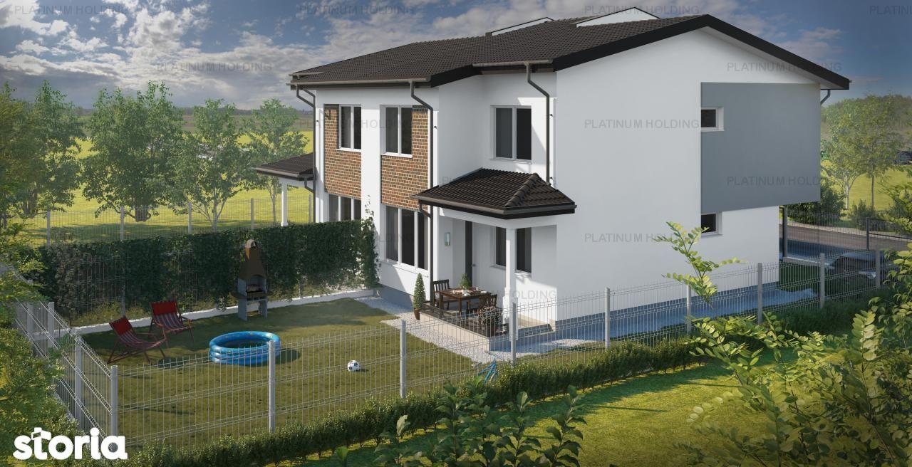 Casa de vanzare, Ilfov (judet), Strada Arieșului - Foto 12
