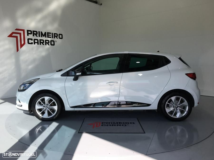 Renault Clio 0.9 TCe Limited GPS 90cv - 16