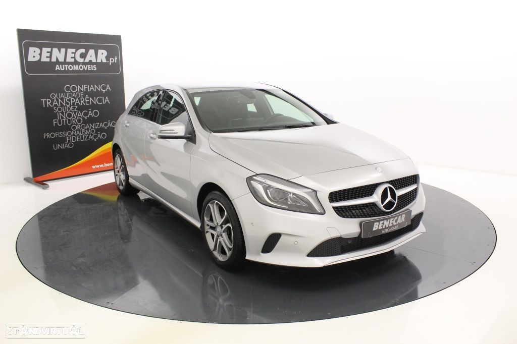 Mercedes-Benz A 180 CDi Urban - 11