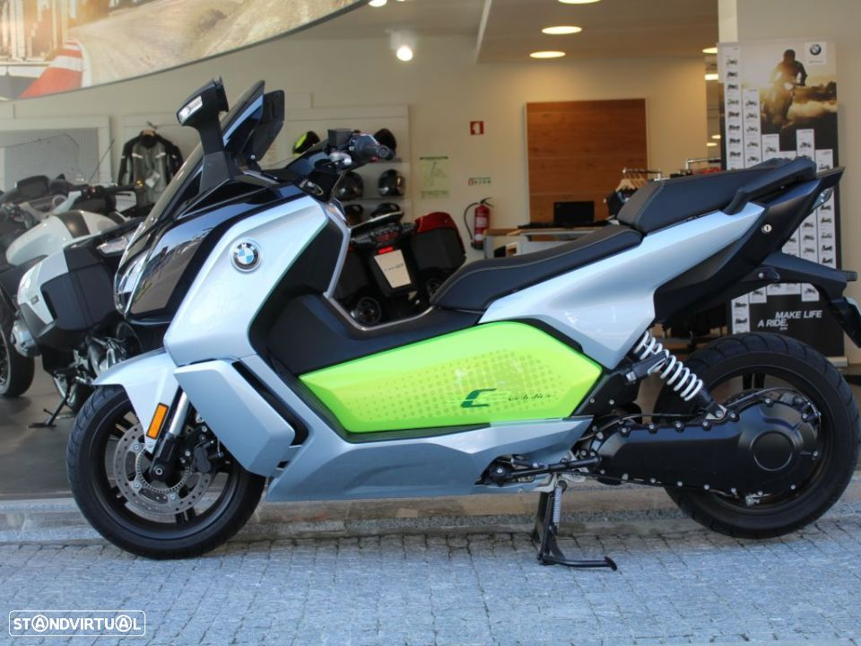 BMW C Evolution (0C03) - 8