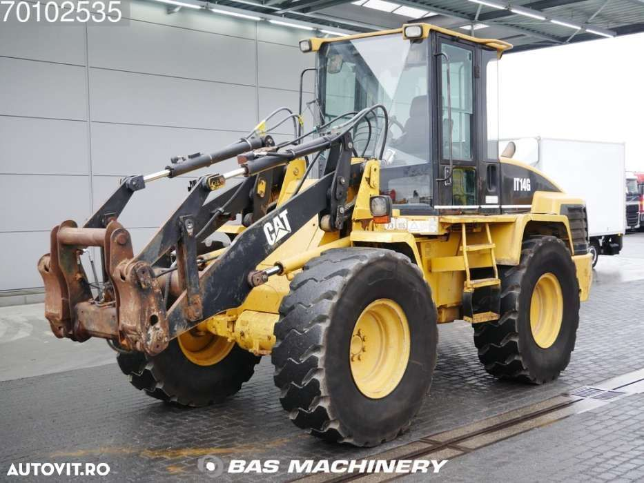 Caterpillar IT14G Nice and clean condition - 1