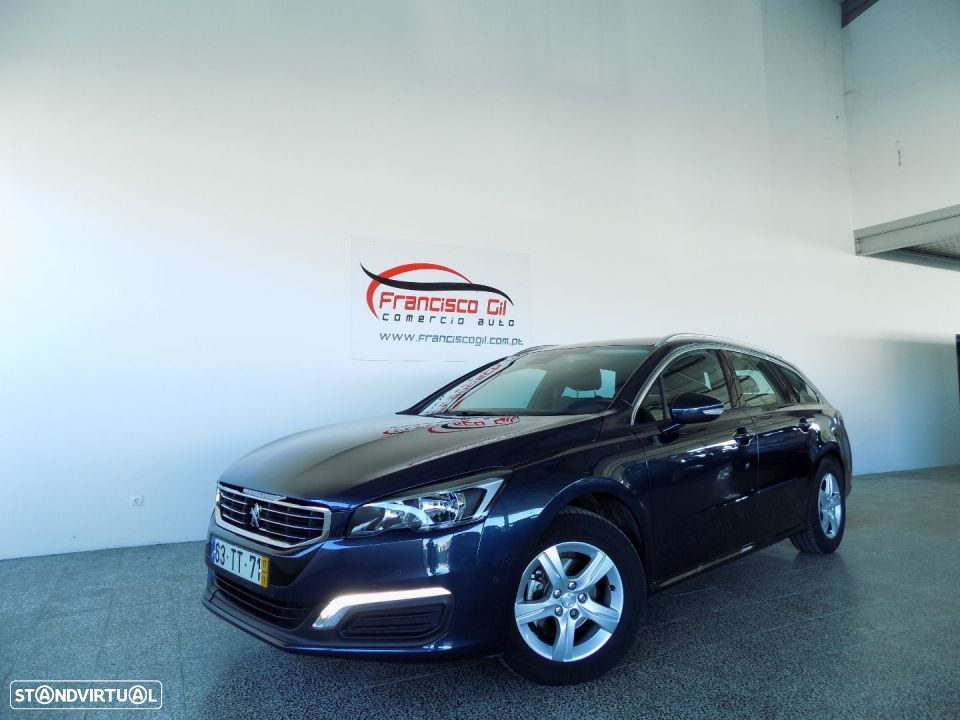 Peugeot 508 SW 1.6 HDI ACTIVE (5P) - 1