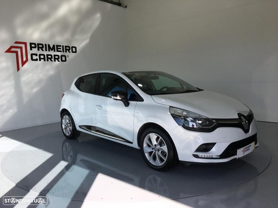 Renault Clio 0.9 TCe Limited GPS 90cv - 12