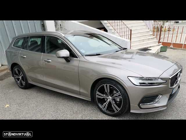 Volvo V60 2.0 D3 Inscription Geartronic - 4