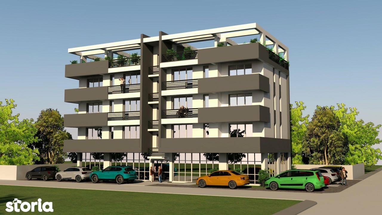 Apartament de vanzare, Ilfov (judet), Strada Oituz - Foto 4