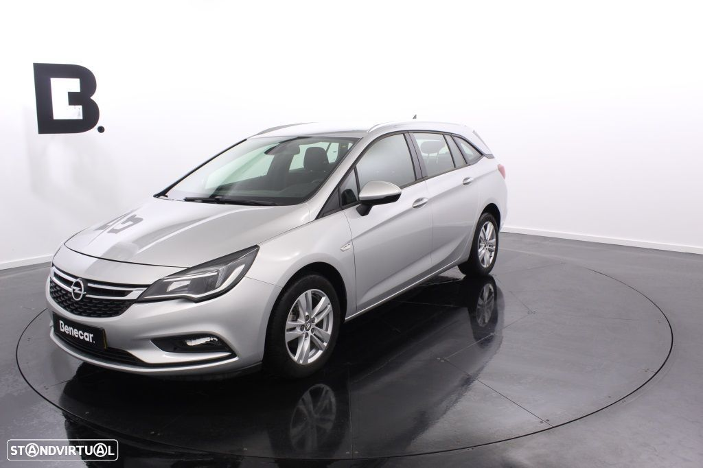 Opel Astra Sports Tourer 1.6 CDTi Edition GPS / Pack Active - 1