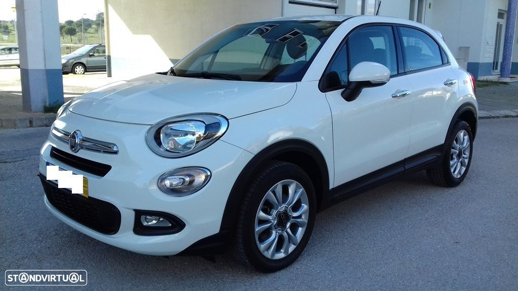 Fiat 500X 1.3 Multijet 95cv Pop Star - 1