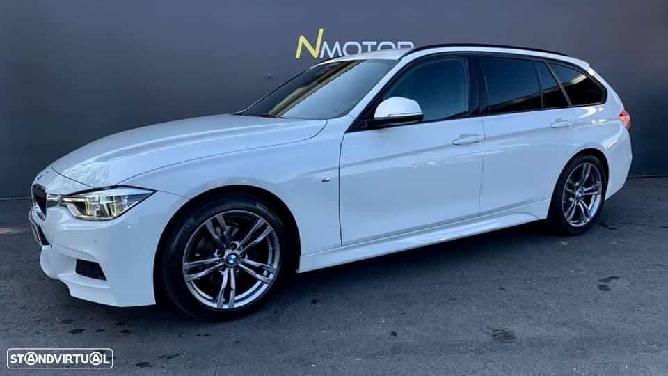 BMW 318 D Touring PACK M - 15