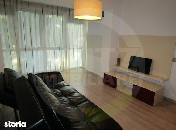 Apartament de inchiriat, Cluj (judet), Strada Andrei Mureșanu - Foto 2