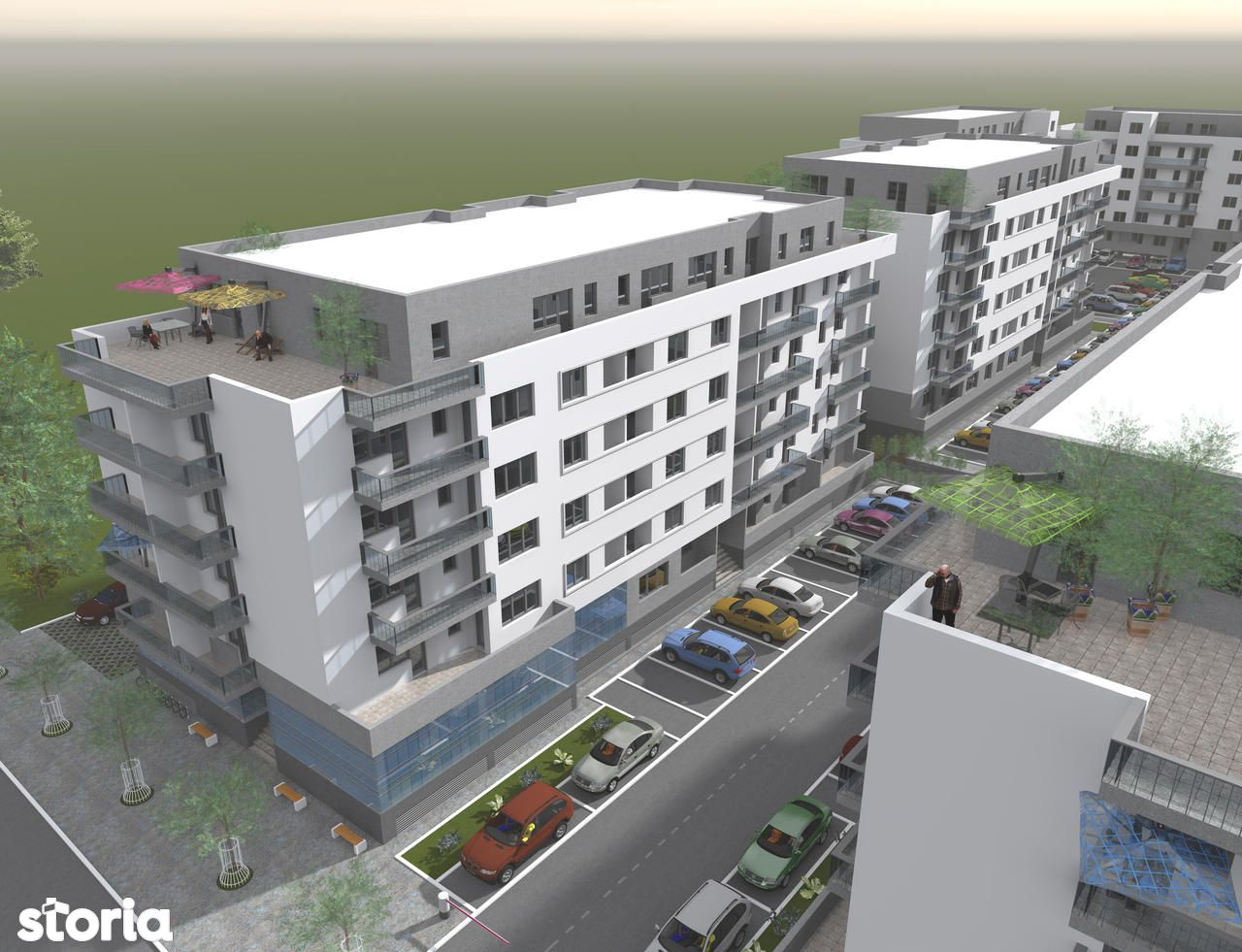 Apartament de vanzare, București (judet), Strada Poștașului - Foto 17