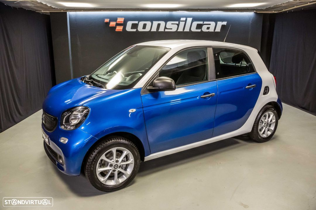 Smart ForFour Pure Plus Pack - 1