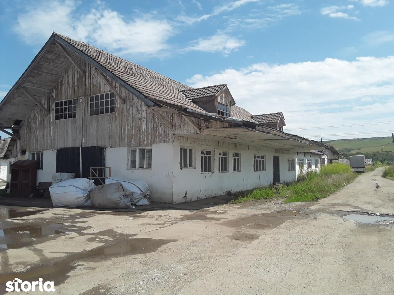 Depozit / Hala de vanzare, Bistrița-Năsăud (judet), Viişoara - Foto 8