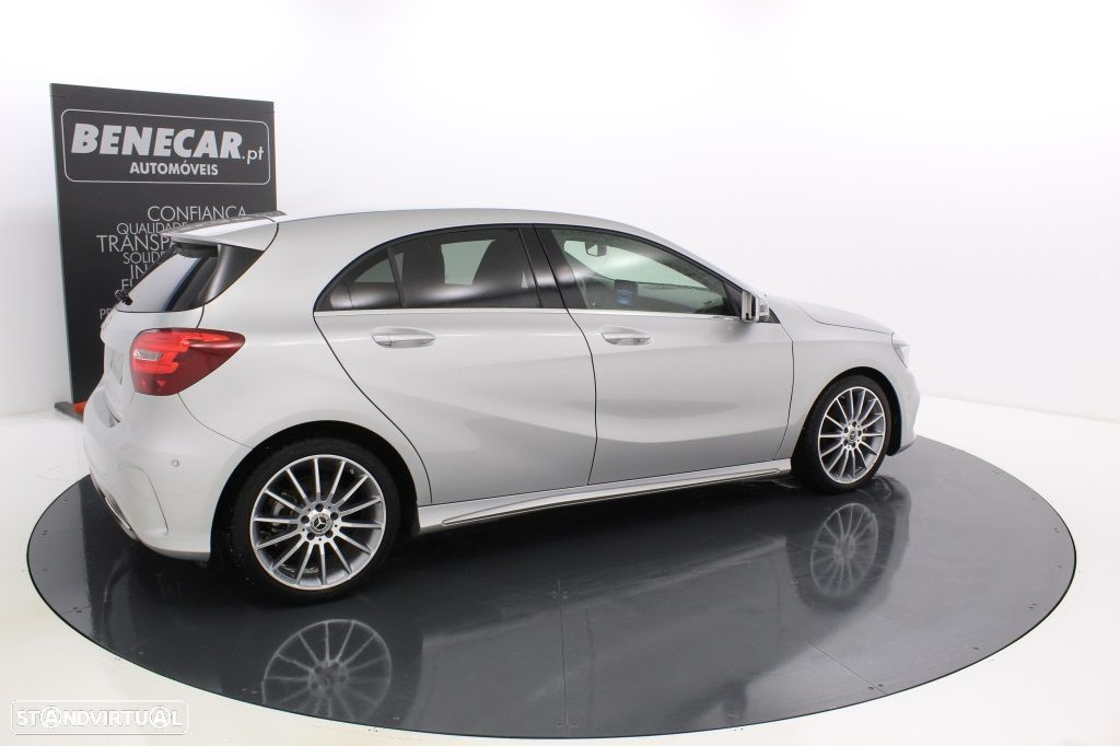 Mercedes-Benz A 180 CDi Final Edition Cx. Aut. - 8