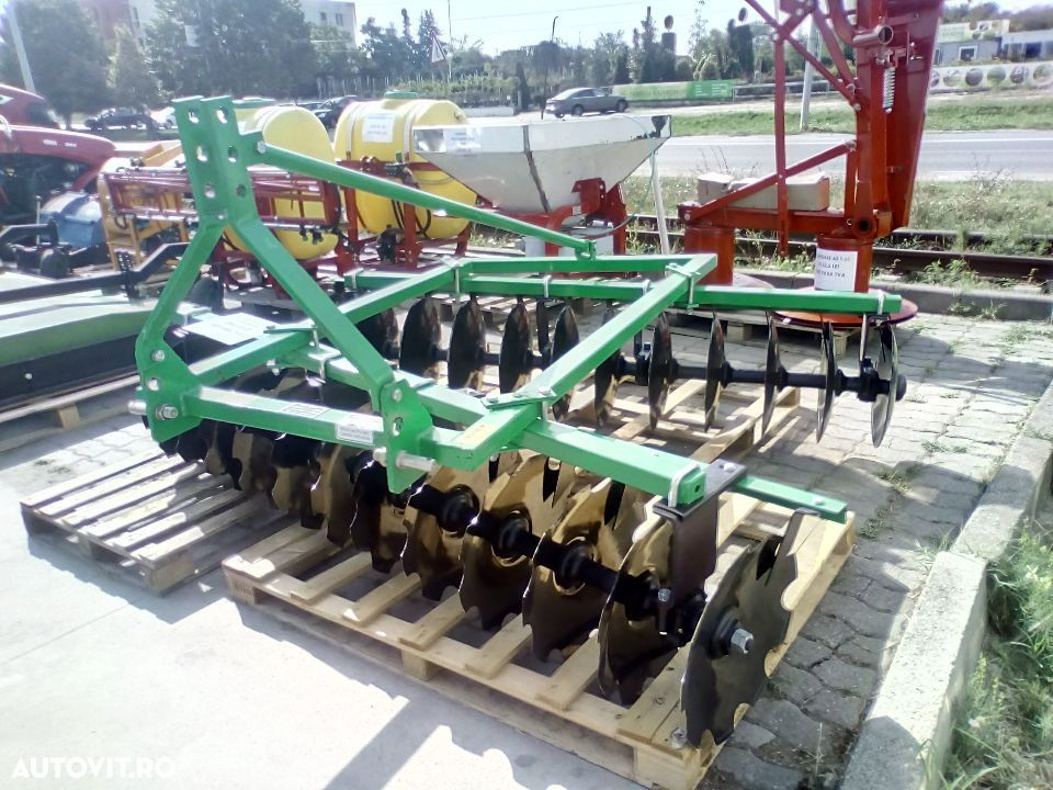 Disc agricol - 1