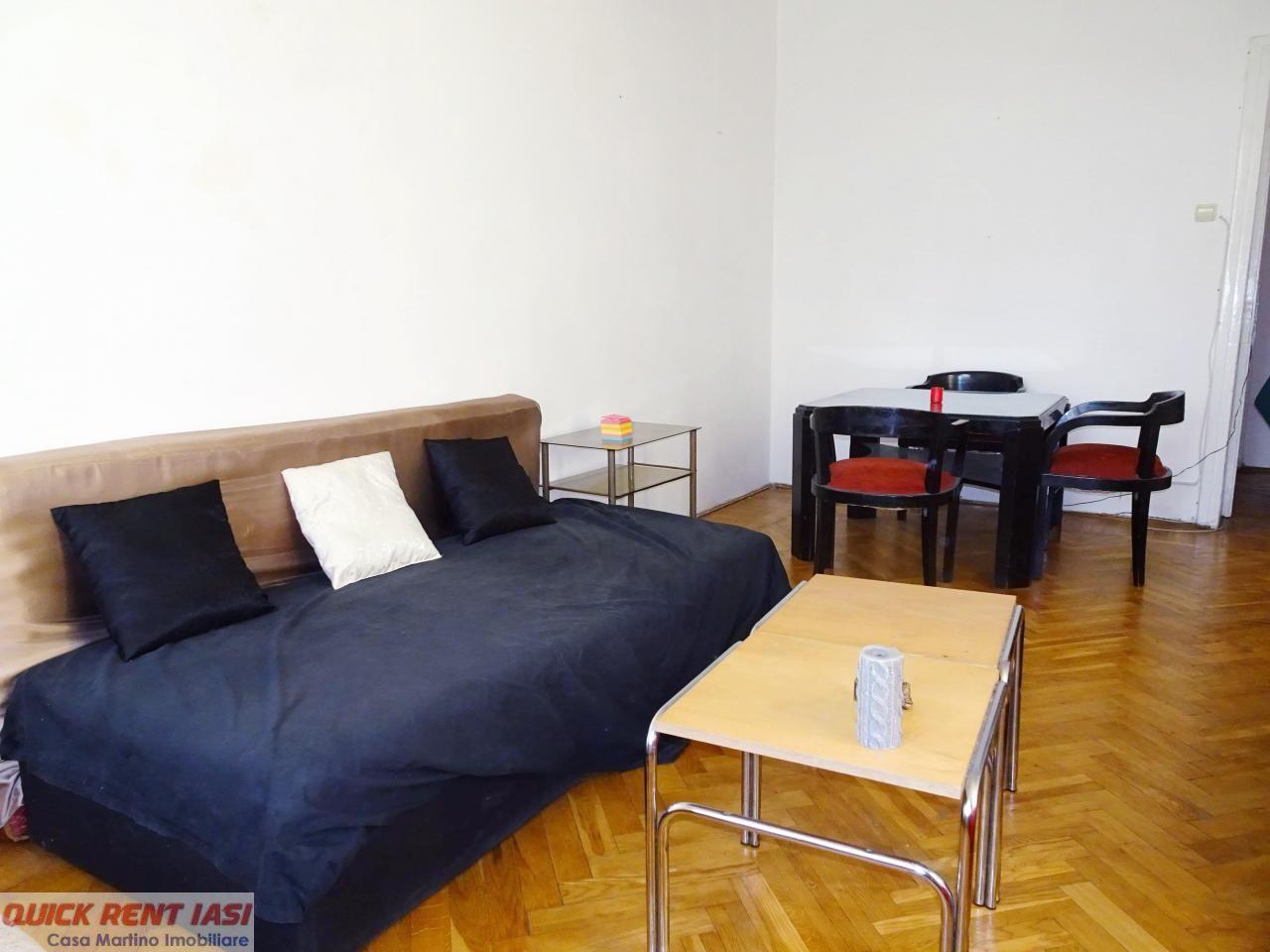Apartament de inchiriat, Iași (judet), Strada Academiei - Foto 1